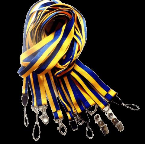 Шнурки флаг Украины