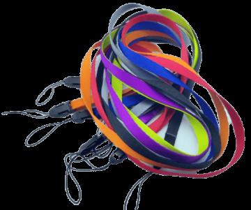 Шнурки с петелькой